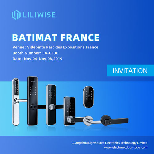 Batimat France Fair in Paris