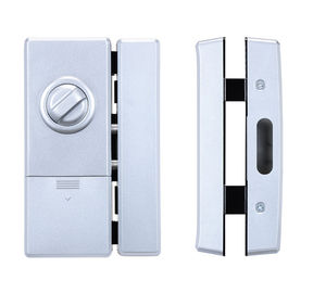 Office Glass Biometric Fingerprint Door Lock , Remote Control Fingerprint Scanner Lock