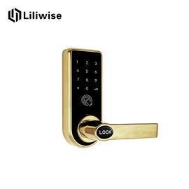 Zinc Alloy App Bluetooth Door Lock For Home  Residential 168mm * 68mm