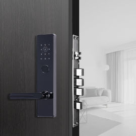 Smart Apartment Door Locks WiFi APP Access Remote Mirror Unlimited Data Capacity