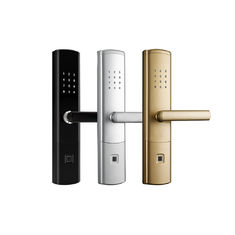 Smart Digital Fingerprint Cylinder Zinc Alloy Security Door Lock Bluetooth App